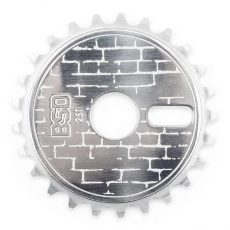 BSD Walla 25t polished sprocket