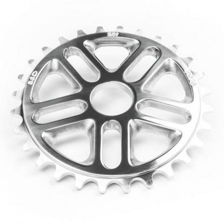 BSD Superlite 3D 25t polished sprocket