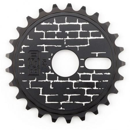 BSD Walla 25t black sprocket