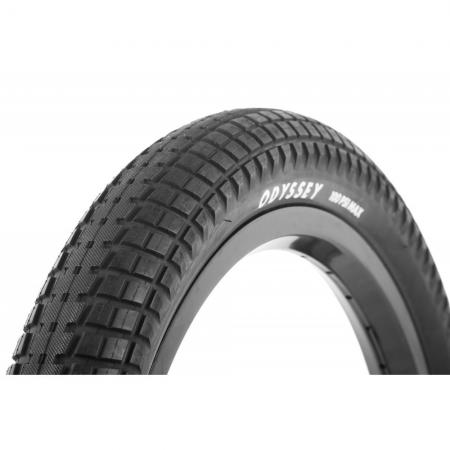 Odyssey Mike Aitken 2.45 DUAL PLY black tire