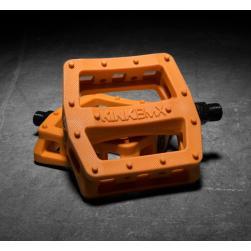 KINK Hemlock orange PC pedals
