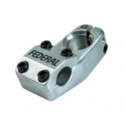 Federal Element TL 50mm silver BMX stem
