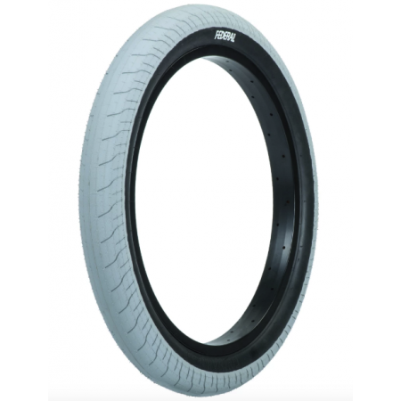 Federal Command LP 2.4 gray with black wall BMX tire