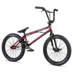 WeThePeople VERSUS 2020 20.65 brushed metallic red BMX bike