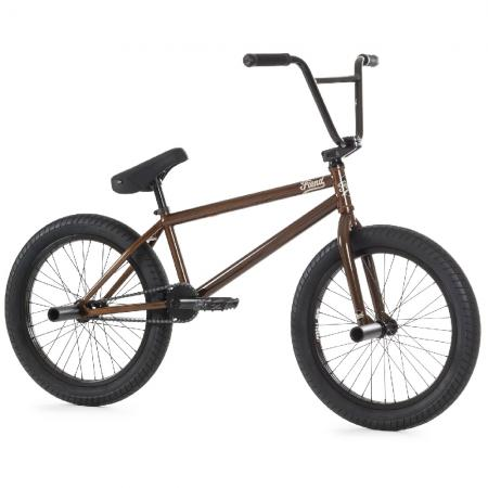 Fiend Type B+ 2020 gloss brown BMX bike