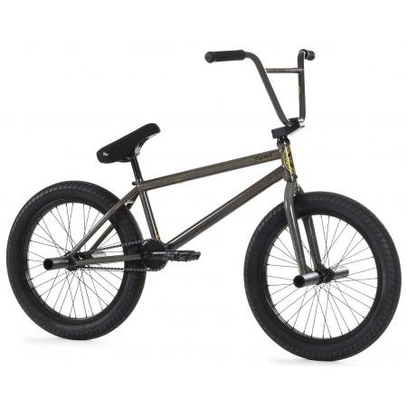 Fiend Type A 2020 gloss clear BMX bike