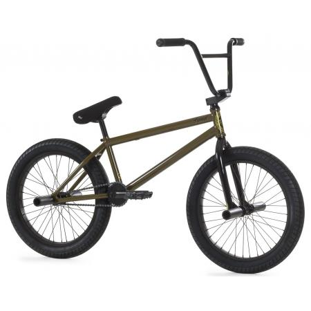 Fiend Type A 2020 gloss olive BMX bike