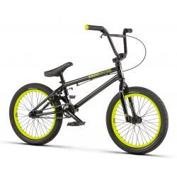 Radio SAIKO 18 2020 18 black BMX bike