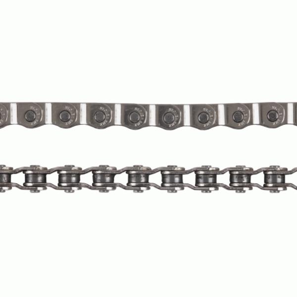 Stolen Balland Half Link Silver BMX Chain