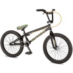 Eastern LOWDOWN 2020 20 black camo BMX bike