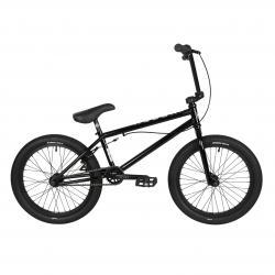 Kench Street Hi-ten 2021 20.5 black BMX bike