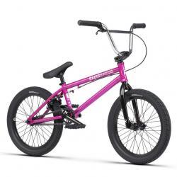 Radio SAIKO 18 2021 18 metallic purple BMX bike